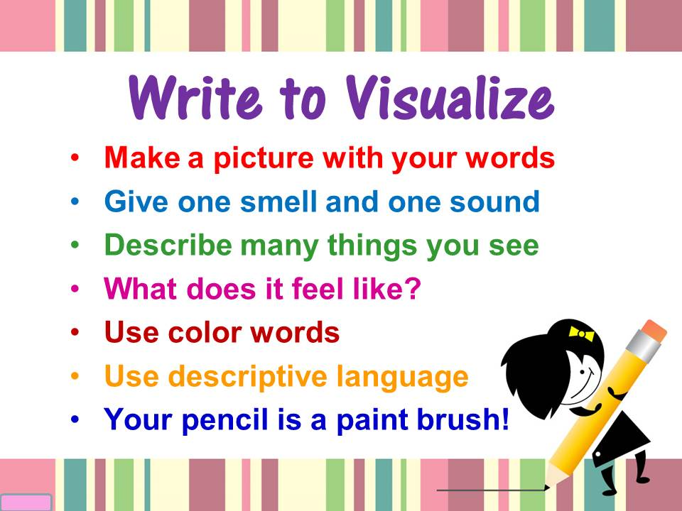 Write to Visualize